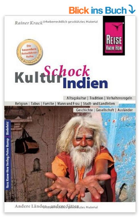 Reise Know-How: Kulturschock Indien