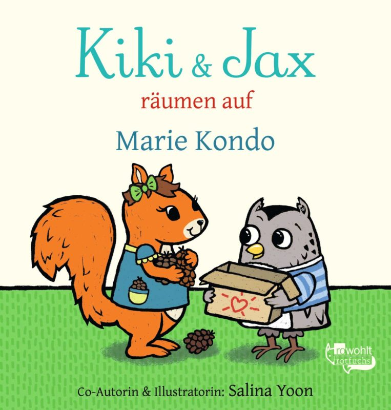 Marie Kondo: Kiki & Jax räumen auf